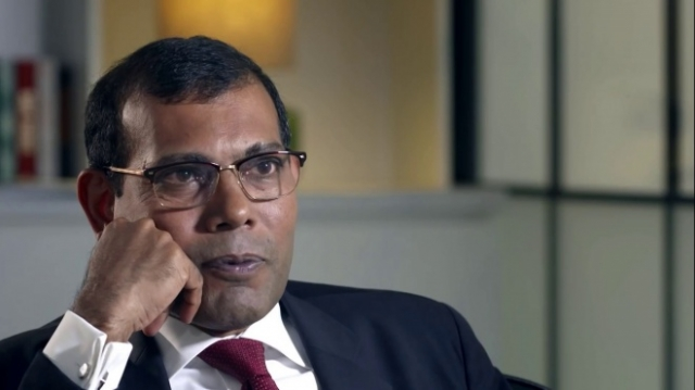 Case sent to prosecute Nasheed over Yameen's detention