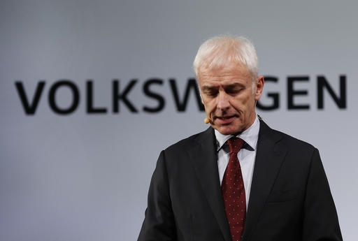 Volkswagen: Draft deal in scandal contains $4.3B in fines