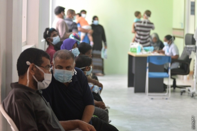 Seven more tested positive for H1N1