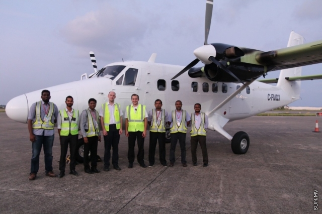 47th plane joins TMA fleet