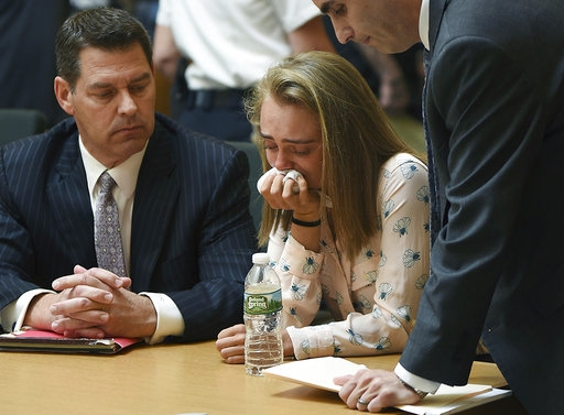 Girlfriend whose texts urged suicide guilty of manslaughter