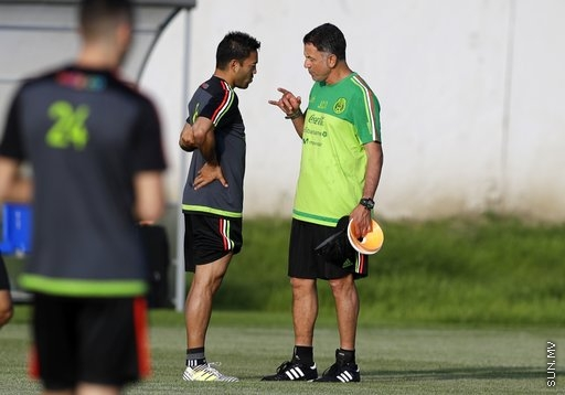 Mexico coach Osorio banned from Gold Cup for insults