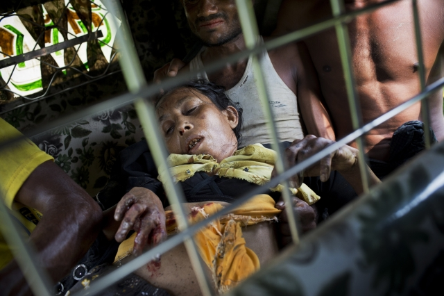 Rights groups say UN council ignores Rohingya 'cleansing'