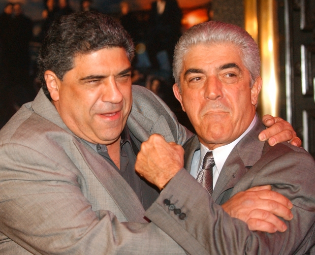 'Sopranos' mobster, veteran actor Frank Vincent dies at 80