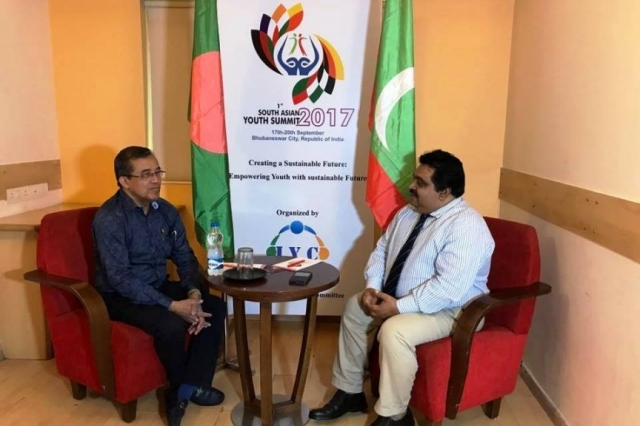 Bangladesh expresses interest in training Maldivian youth