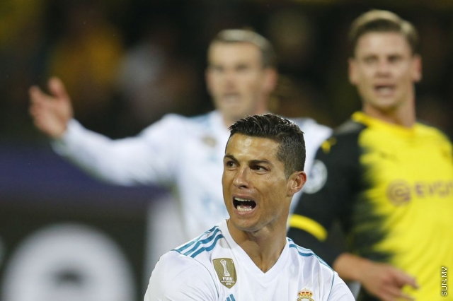 Ronaldo surprised by increasing criticism