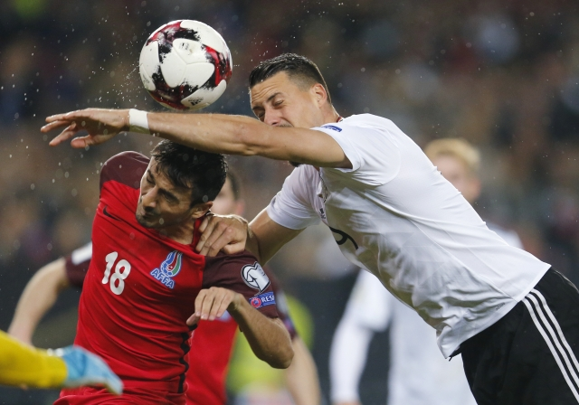 Champion Germany perfect in best WCup qualifying campaign