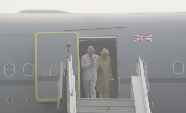 British royals' visit to India clouded by leaked finances
