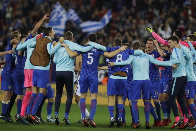 Croatia qualifies for World Cup after 0-0 draw with Greece