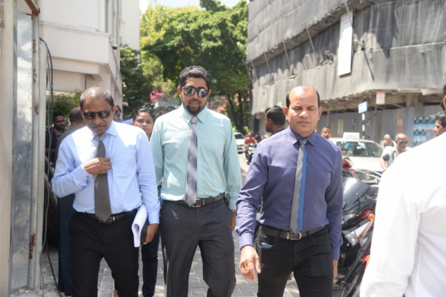 12 reinstated MPs invited for Monday's Majlis meeting