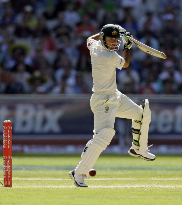 Ponting says critics no motivation for consistency